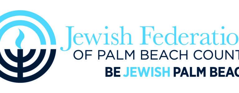 Jewish Federation of Palm Beach County logo
