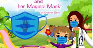 Magnificent Maddie and her Magical Mask book cover