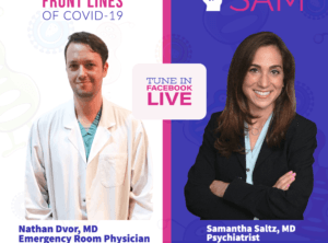 Front Lines of Covid-19 with Dr. Sam and Dr. Nathan Dvor