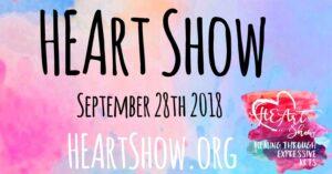 Heart Show 2018 Banner