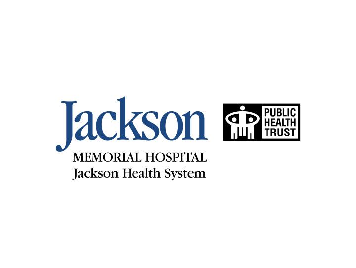 Jackson Memorial Hospital logo