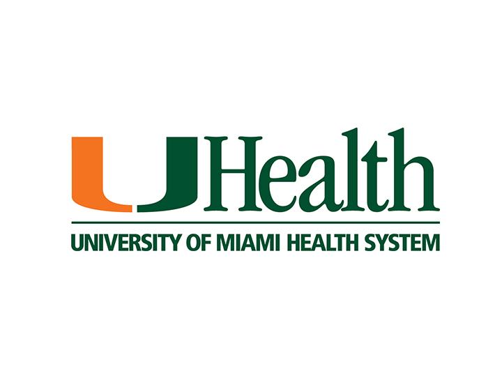 UHealth University of Miami Health System logo